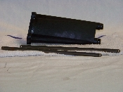 Push Rod Tube and Push Rods (Used) [Blast]