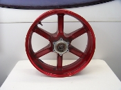 Wheel Rear-Red