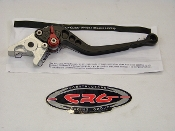 AN-521- Black - CRG  Roll-a-Click Brake Lever