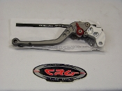 AN-621- Grey - CRG  Roll-a-Click Clutch Lever