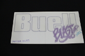 DECAL, FUELL TANK COVER, BLAST - M0730.02A7