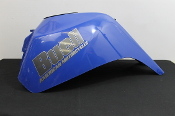 Fuel Tank Cover, Blue, Blast