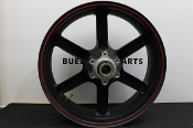 Wheel Rear-Black 1125 or XB-with spacers